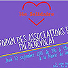 affiche du forum des associations du seizième
