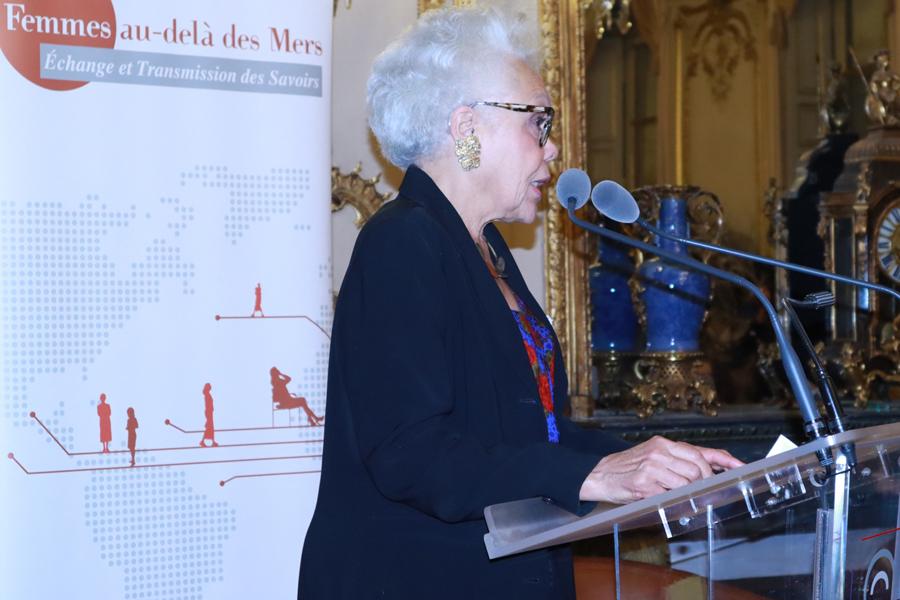 L'allocution de notre présidente Madame Gisèle Bourquin sera disponible prochainement sur notre site internet.